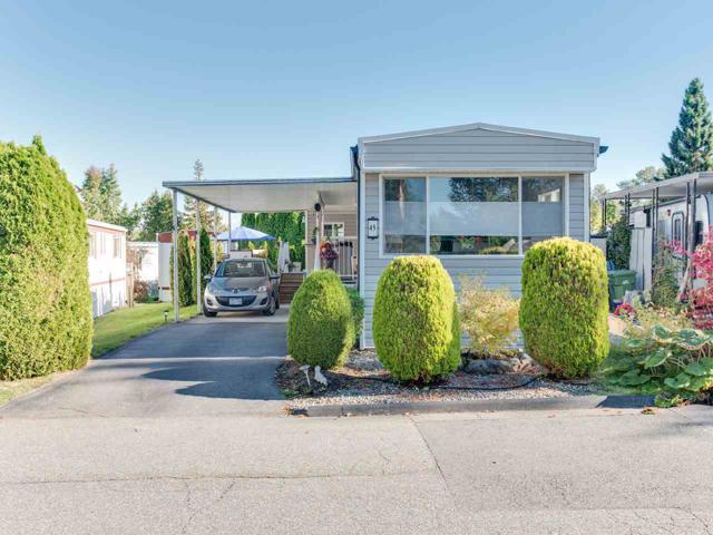 1840 160 Street #49, Surrey, BC V4A 4X4 (#R2308163) :: West One Real Estate Team