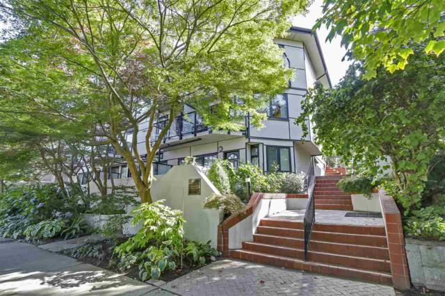1284 W 7TH Avenue, Vancouver, BC V6H 1B6 (#R2308178) :: Vancouver House Finders