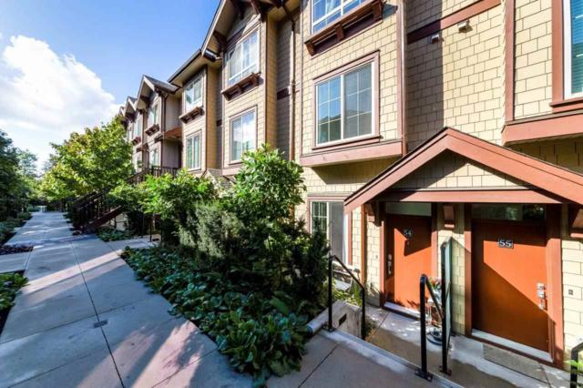 433 Seymour River Place #54, North Vancouver, BC V7H 0B8 (#R2308223) :: TeamW Realty
