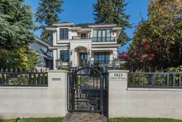 3815 W 39TH Avenue, Vancouver, BC V6N 3A8 (#R2308261) :: West One Real Estate Team