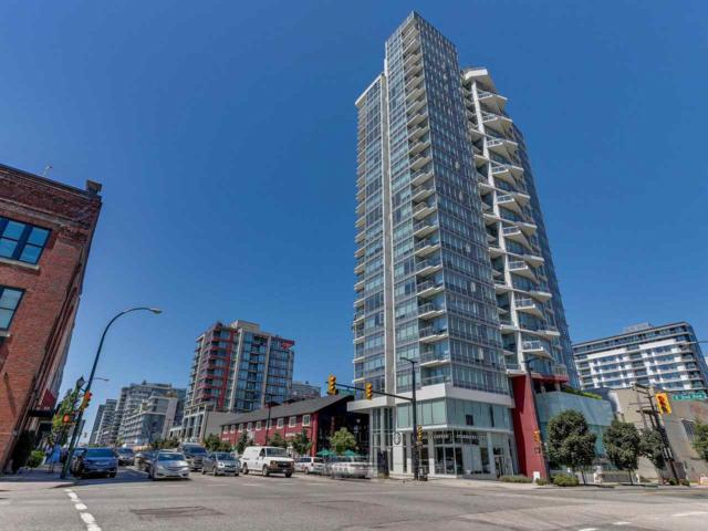 1775 Quebec Street #1203, Vancouver, BC V5T 0B3 (#R2308278) :: Vancouver House Finders