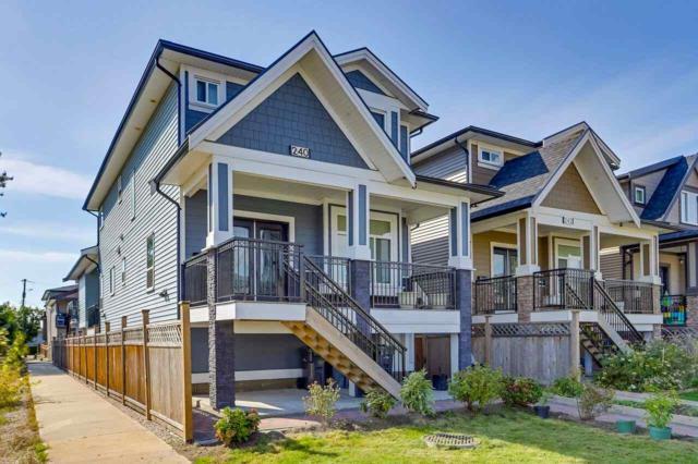 240 Hampton Street, New Westminster, BC V3M 5L9 (#R2308298) :: West One Real Estate Team