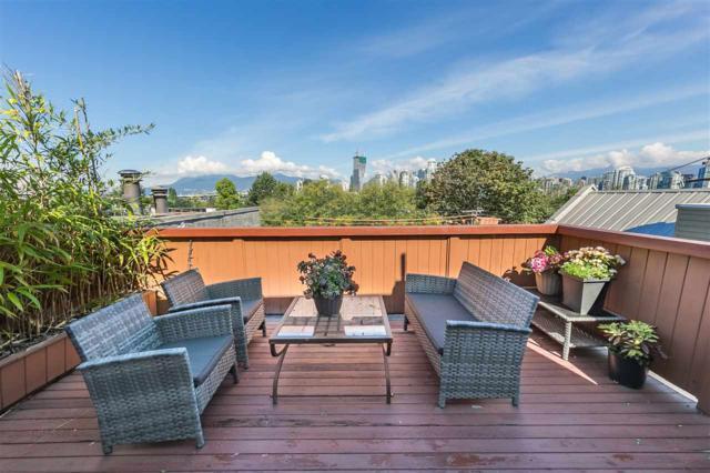 2215 Alder Street, Vancouver, BC V6H 2R8 (#R2308307) :: Vancouver House Finders