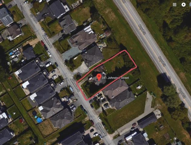 341 Johnston Street, New Westminster, BC V3M 5H4 (#R2308313) :: West One Real Estate Team