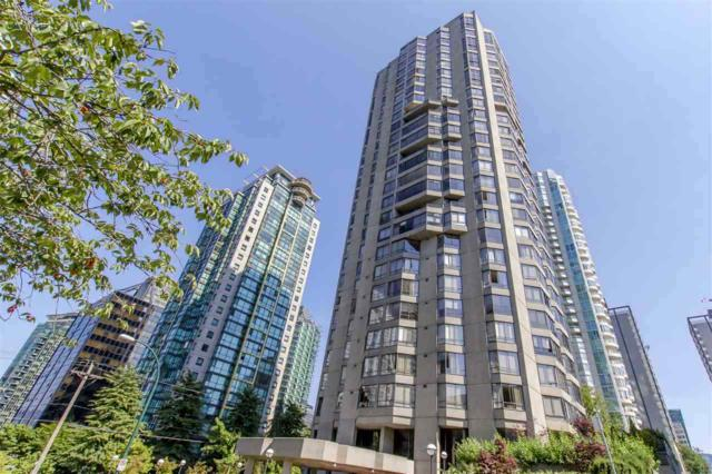 738 Broughton Street #1601, Vancouver, BC V6G 3A7 (#R2308467) :: Vancouver House Finders