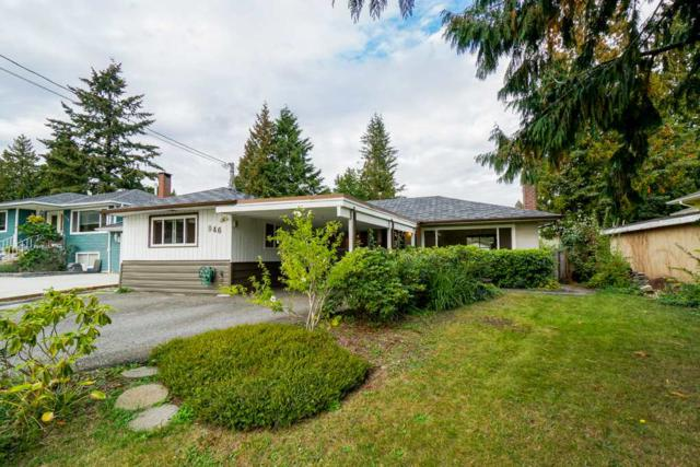 946 Caithness Crescent, Port Moody, BC V3H 1C6 (#R2308492) :: West One Real Estate Team
