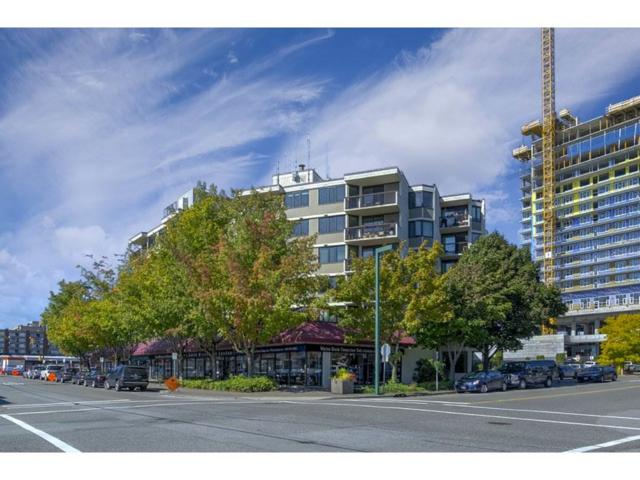 1521 George Street #401, White Rock, BC V4B 4A4 (#R2308526) :: Vancouver House Finders