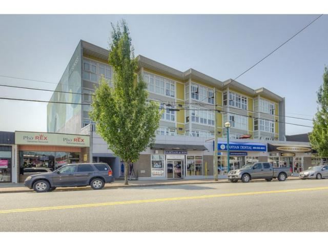 20238 Fraser Highway #202, Langley, BC V3A 4E6 (#R2308621) :: JO Homes | RE/MAX Blueprint Realty