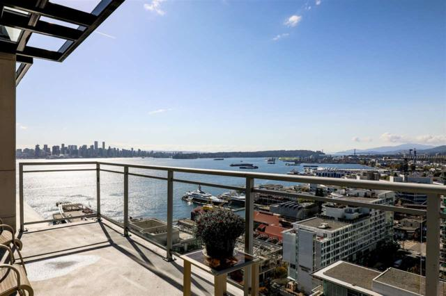 188 E Esplanade #2303, North Vancouver, BC V7L 4Y1 (#R2308625) :: West One Real Estate Team