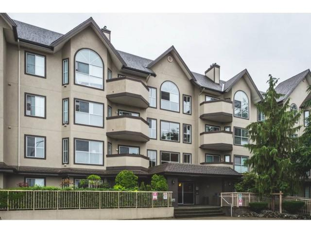 12464 191B Street #205, Pitt Meadows, BC V3Y 2P6 (#R2308657) :: Vancouver House Finders