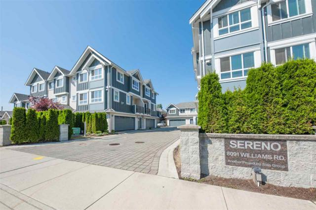 8091 Williams Road #15, Richmond, BC V7A 1G4 (#R2308681) :: Vancouver House Finders