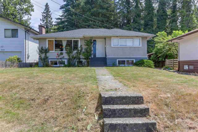2036 Larson Road, North Vancouver, BC V7M 2Z9 (#R2308710) :: Vancouver House Finders