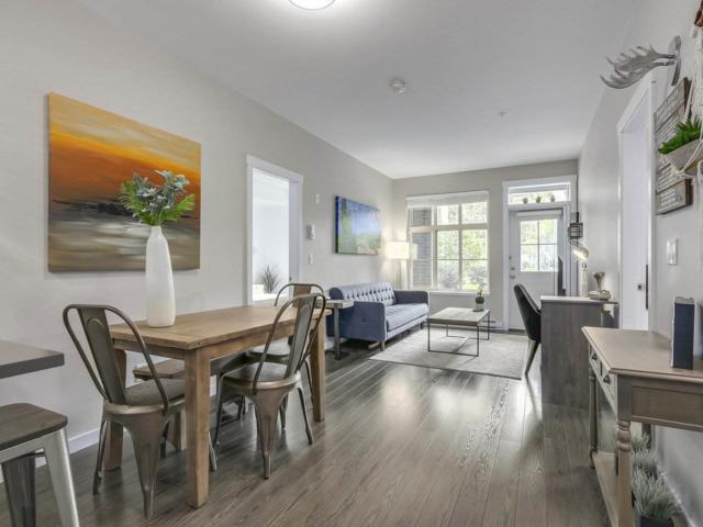 2855 156 Street #102, Surrey, BC V3Z 3Y3 (#R2308747) :: Vancouver House Finders
