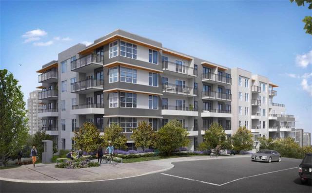 1012 Auckland Street #606, New Westminster, BC V0V 0V0 (#R2308757) :: Vancouver House Finders