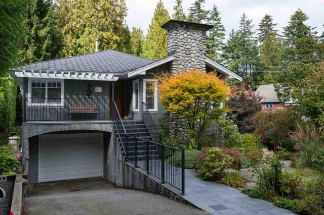 6837 Copper Cove Road, West Vancouver, BC V7W 2K4 (#R2308766) :: Vancouver House Finders