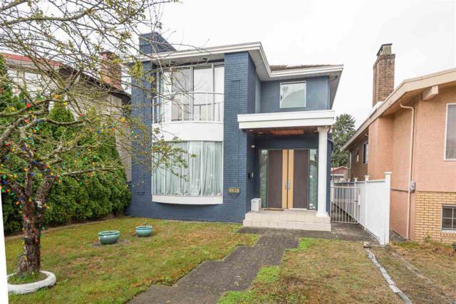 6675 Berkeley Street, Vancouver, BC V5S 2J5 (#R2308801) :: Vancouver House Finders