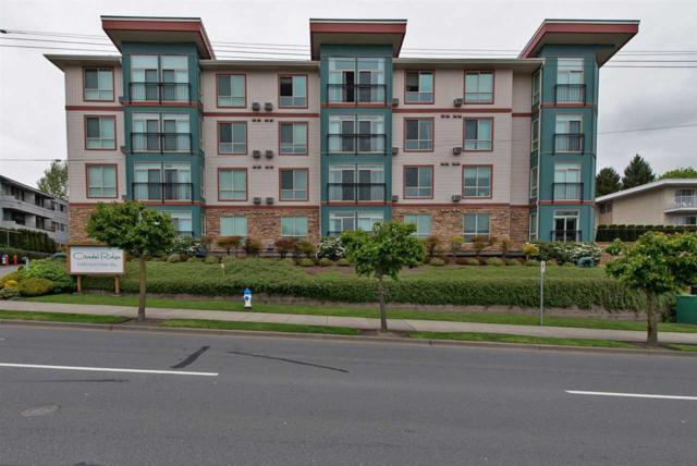 33485 South Fraser Way #414, Abbotsford, BC V2S 3V3 (#R2308805) :: Vancouver House Finders
