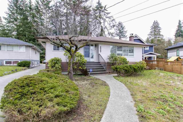 2020 Larson Road, North Vancouver, BC V7M 2Z9 (#R2308848) :: Vancouver House Finders