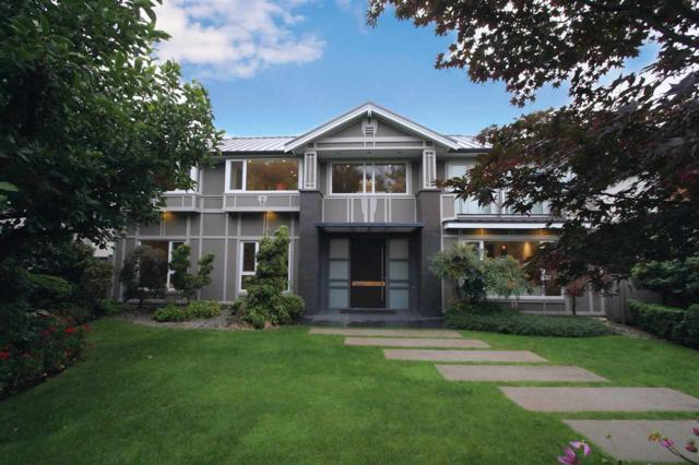 4830 Hudson Street, Vancouver, BC V6H 3C2 (#R2309046) :: Vancouver House Finders