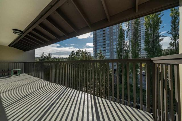 9847 Manchester Drive #421, Burnaby, BC V3N 4P4 (#R2309089) :: West One Real Estate Team