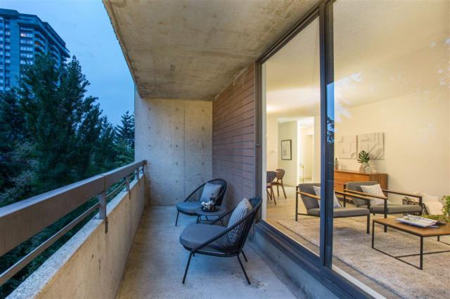3771 Bartlett Court #705, Burnaby, BC V3J 7G8 (#R2309135) :: Vancouver House Finders