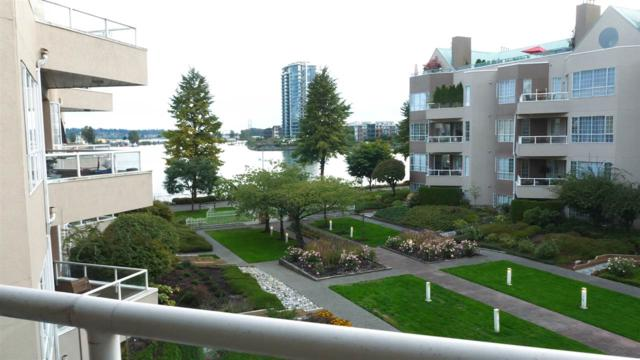 1150 Quayside Drive #308, New Westminster, BC V3M 6E1 (#R2309231) :: Vancouver House Finders