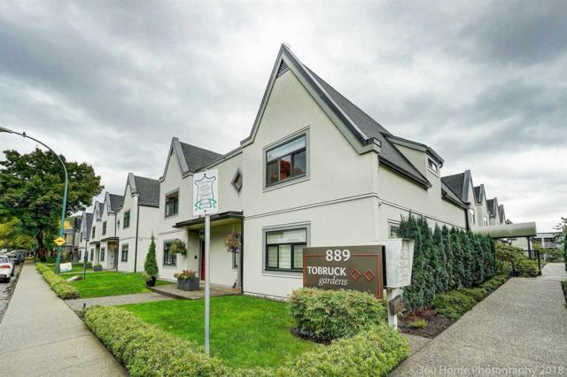 889 Tobruck Avenue #43, North Vancouver, BC V7P 1V9 (#R2309240) :: JO Homes | RE/MAX Blueprint Realty
