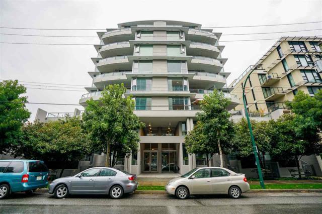 587 W 7TH Avenue #602, Vancouver, BC V5Z 1B4 (#R2309315) :: JO Homes | RE/MAX Blueprint Realty