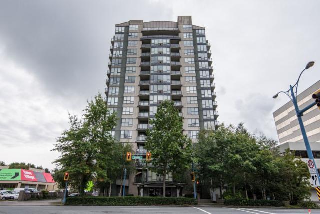 8180 Granville Avenue #807, Richmond, BC V6Y 1P3 (#R2309329) :: Vancouver House Finders