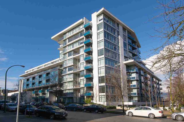1777 W 7TH Avenue #626, Vancouver, BC V6J 0E5 (#R2309339) :: JO Homes | RE/MAX Blueprint Realty