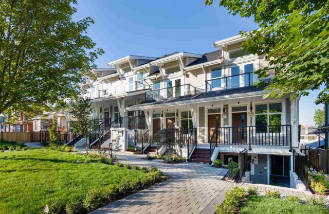 2761 Horley Street #101, Vancouver, BC V5R 4R7 (#R2309390) :: Homes Fraser Valley