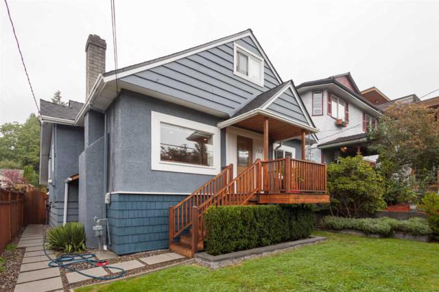 152 W 23RD Street, North Vancouver, BC V7M 2B2 (#R2309427) :: Vancouver House Finders