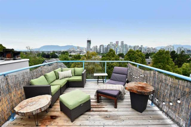 1166 W 6TH Avenue #303, Vancouver, BC V6H 1A4 (#R2309459) :: Vancouver House Finders
