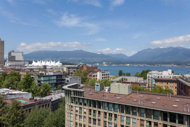 22 E Cordova Street #805, Vancouver, BC V6A 1K2 (#R2309494) :: Vancouver House Finders