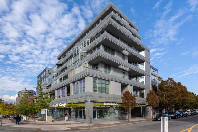 495 W 6TH Avenue #505, Vancouver, BC V5Y 1L3 (#R2309559) :: Vancouver House Finders