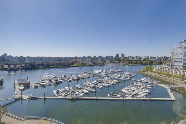 1077 Marinaside Crescent #1103, Vancouver, BC V6Z 2Z5 (#R2309569) :: Vancouver House Finders
