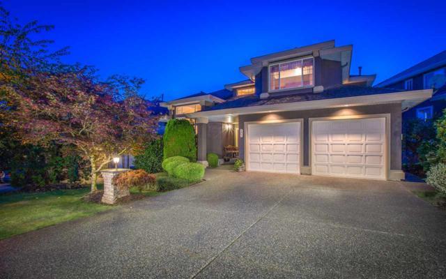 17 Hett Creek Drive, Port Moody, BC V3H 4Z7 (#R2309572) :: West One Real Estate Team