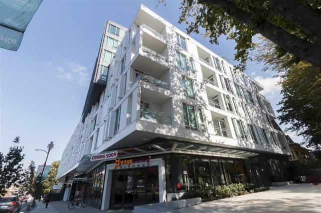 2888 Cambie Street #706, Vancouver, BC V5Z 0H3 (#R2309594) :: JO Homes | RE/MAX Blueprint Realty