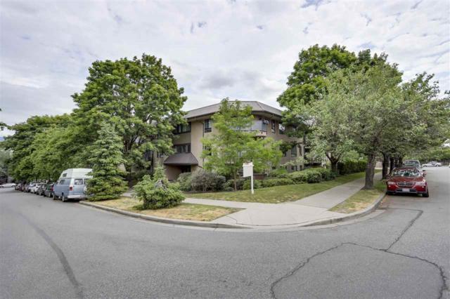 2150 Brunswick Street #110, Vancouver, BC V5T 3L5 (#R2309637) :: JO Homes | RE/MAX Blueprint Realty