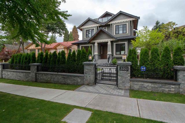 3463 W 36TH Avenue, Vancouver, BC V6N 2R8 (#R2309784) :: JO Homes | RE/MAX Blueprint Realty