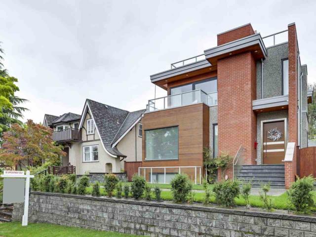 3256 W 21ST Avenue, Vancouver, BC V6L 1L2 (#R2309788) :: JO Homes | RE/MAX Blueprint Realty
