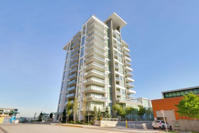 200 Nelson's Crescent #707, New Westminster, BC V3L 0H4 (#R2309815) :: TeamW Realty