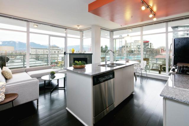 298 E 11TH Avenue #311, Vancouver, BC V5T 0A2 (#R2309823) :: JO Homes | RE/MAX Blueprint Realty