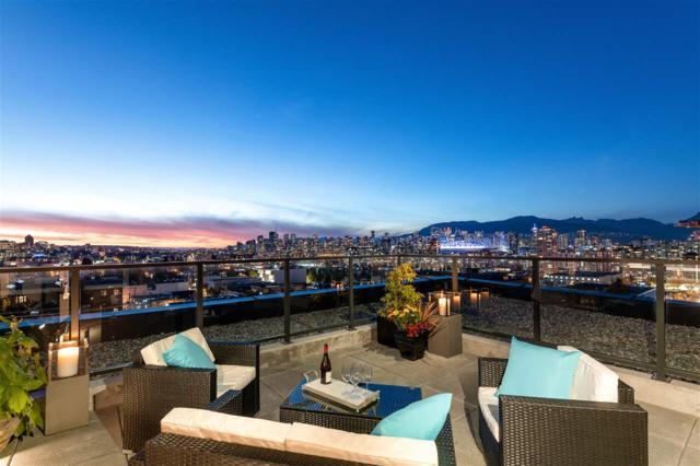 209 E 7TH Avenue #801, Vancouver, BC V6B 2Z6 (#R2309907) :: JO Homes | RE/MAX Blueprint Realty