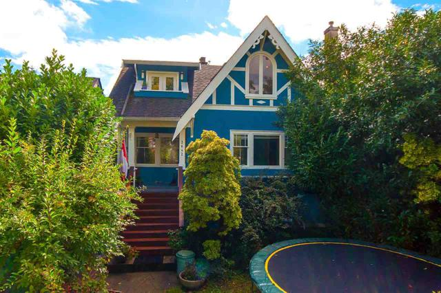3642 W 22ND Avenue, Vancouver, BC V6S 1J6 (#R2309960) :: JO Homes | RE/MAX Blueprint Realty
