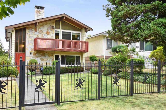 3310 Nanaimo Street, Vancouver, BC V5N 5G6 (#R2310492) :: TeamW Realty