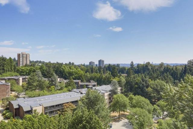 9623 Manchester Drive #903, Burnaby, BC V3N 4R2 (#R2310802) :: West One Real Estate Team
