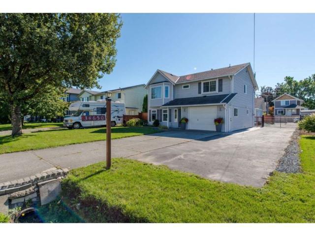 34650 3RD Avenue, Abbotsford, BC V2S 8B9 (#R2311115) :: TeamW Realty