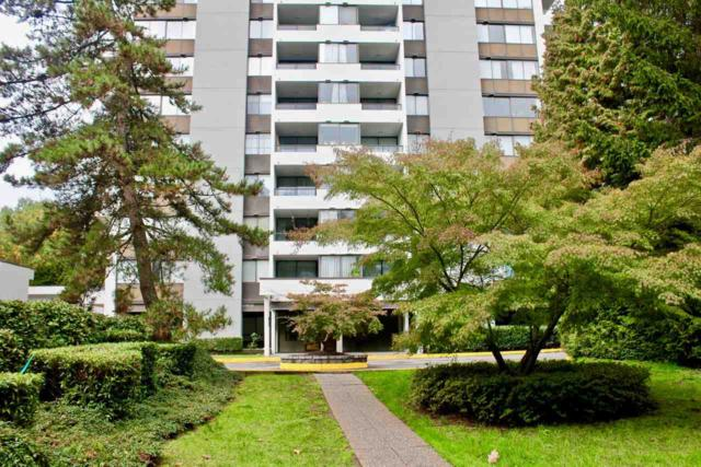 9521 Cardston Court #806, Burnaby, BC V3N 4R8 (#R2311282) :: Vancouver Real Estate