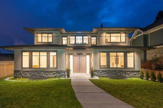 917 Grand Boulevard, North Vancouver, BC V7L 3W7 (#R2311422) :: West One Real Estate Team